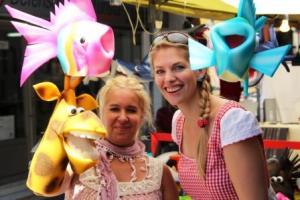 Martina Hirschmeier ist begeistert von der Kreativität der Einwohner Buenos Aires.