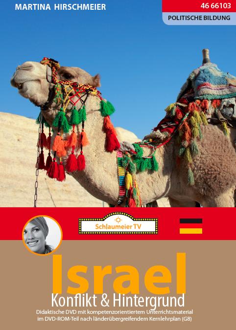 """Landeskunde Israel - wie fühlt es sich an, im """"gelobten Land"""" zu sein? Geeignet für Religion, Geographie, Politik, Geschichte."""