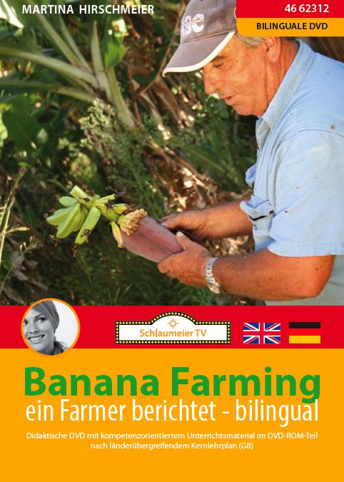 Banana Farming Today: ein bilingualer Schulfilm für das authentische lernen mit einem Bananenbauer aus Australien.