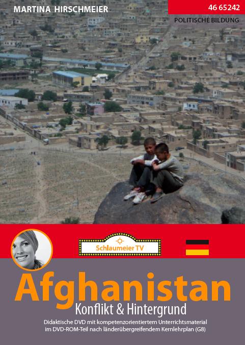 Afghanistan ist und bleibt ein relevantes Thema. Dieser Schulfilm eignet sich für Klassen in Religion, Geschichte, SoWi, Politik und Geographie.