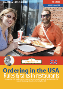 Ordering in the USA: Rules and Talks in restaurants. Hier geht es um Everyday English und den Melting Pott Amerika. Hier geht es direkt zum Film: https://schlaumeiertv.de/filme/ordering-usa/ und hier zum Download: https://schlaumeiertv.de/downloads/ordering-usa-download/